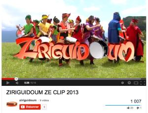 Ziriguidoum-clip