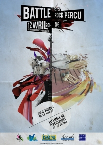 affiche battle 2V2_RVB
