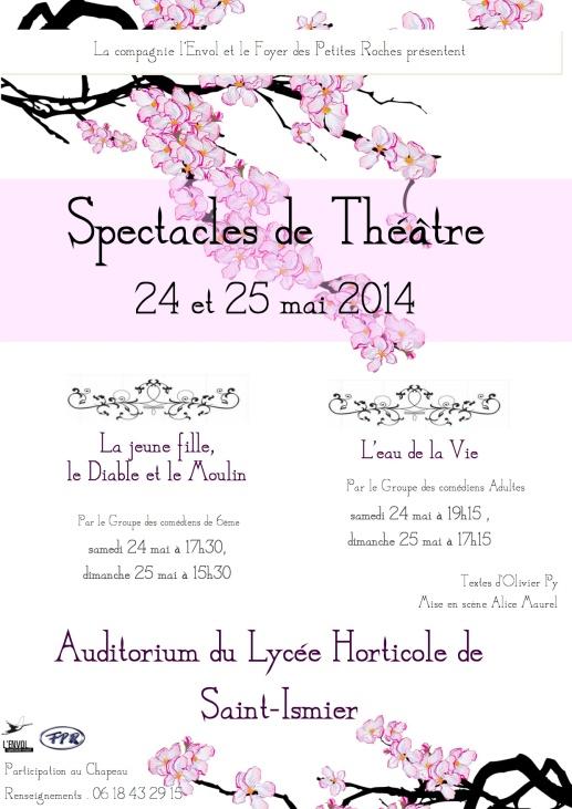 Affiche spectacles de théâtre FPR 24-25 mail 2014